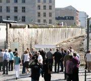 Muro de Berlín Foto de archivo libre de regalías