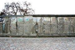 Muro de Berlim Fotografia de Stock