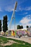 Muro de Berlim, Alemanha Foto de Stock