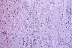 Muro de cemento adornado foto de archivo