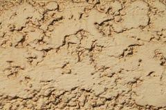 Muro de cemento agrietado Imagen de archivo libre de regalías