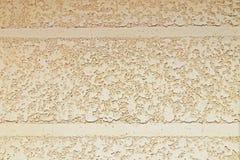 Muro de cemento agrietado Imágenes de archivo libres de regalías