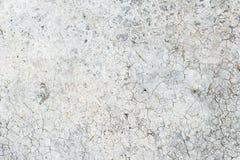 Muro de cemento agrietado abstracto Fotografía de archivo
