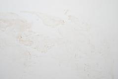 Muro de cemento blanco Fotografía de archivo libre de regalías