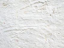 Muro de cemento blanco Imagen de archivo