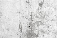 Muro de cemento blanco viejo fotografía de archivo libre de regalías