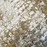 Muro de cemento con las grietas - textura Imágenes de archivo libres de regalías