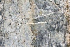 Muro de cemento de la vendimia fotos de archivo libres de regalías