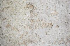 Muro de cemento en la calle con los modelos abstractos Imágenes de archivo libres de regalías