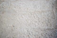 Muro de cemento en la calle con los modelos abstractos Imagen de archivo libre de regalías