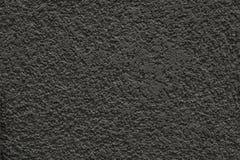 Muro de cemento gris oscuro, detallado Foto de archivo