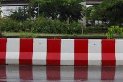 Muro de cemento mojado. Fotos de archivo libres de regalías