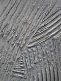 Muro de cemento rugoso abstracto, detalles de la industria, Imágenes de archivo libres de regalías