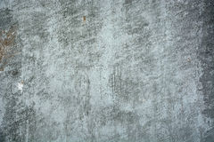 Muro de cemento sin procesar Fotografía de archivo libre de regalías
