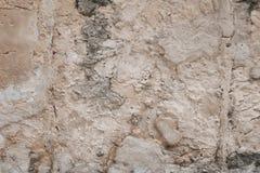 Muro de cemento viejo Fotografía de archivo libre de regalías
