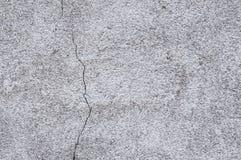 Muro de cemento viejo del grunge del edificio Imagen de archivo libre de regalías