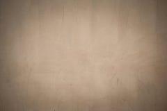 Muro de cimento bege velho do grunge imagens de stock
