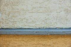 muro de cimento branco e marrom imagem de stock