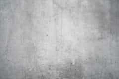 Muro de cimento cinzento fotografia de stock royalty free
