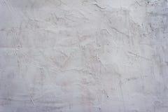 Muro de cimento cinzento Imagens de Stock