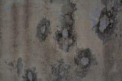 Muro de cimento cinzento afligido foto de stock royalty free
