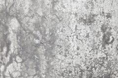 Muro de cimento cinzento - fundo industrial Foto de Stock Royalty Free