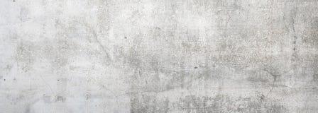 Muro de cimento cinzento sujo fotografia de stock royalty free