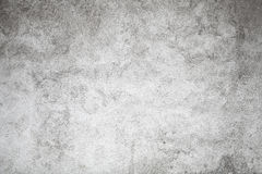 Muro de cimento cinzento, textura lisa suja do fundo fotos de stock royalty free