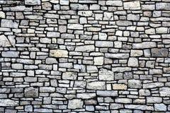 Muro de cimento cinzento velho para o fundo ao projeto foto de stock