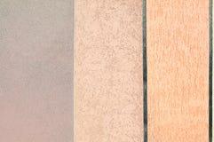 Muro de cimento colorido Fotografia de Stock Royalty Free
