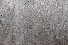Muro de cimento com furos pequenos Foto de Stock Royalty Free
