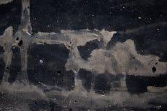 Muro de cimento da textura Fotos de Stock