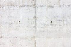 Muro de cimento de uma construção Imagens de Stock Royalty Free