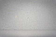Muro de cimento e assoalho ilustração royalty free