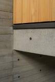 Muro de cimento em Japão Imagem de Stock