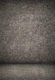 Muro de cimento escuro Fotografia de Stock Royalty Free