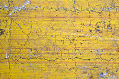 Muro de cimento rachado do Grunge foto de stock