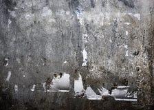 Muro de cimento sujo fotografia de stock