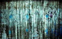 Muro de cimento urbano fotos de stock