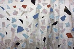 Muro de cimento velho. Fotografia de Stock Royalty Free