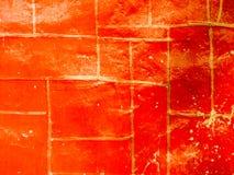 Muro de cimento velho do vintage do fundo Imagens de Stock