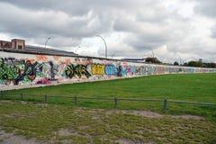 Muro di Berlino Immagine Stock