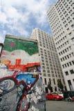 Muro di Berlino Fotografia Stock