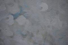 Muro di cemento Fotografia Stock