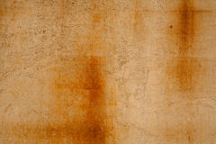 Muro di cemento arrugginito Immagine Stock Libera da Diritti