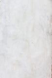 Muro di cemento bianco Fotografia Stock