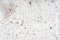 Muro di cemento bianco 1 Fotografia Stock Libera da Diritti