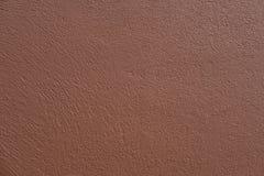 Muro di cemento di Brown fotografia stock
