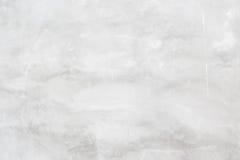 Muro di cemento chiaro su struttura del fondo Fotografia Stock