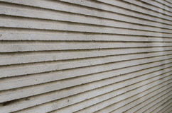 Muro di cemento crudo Fotografie Stock Libere da Diritti